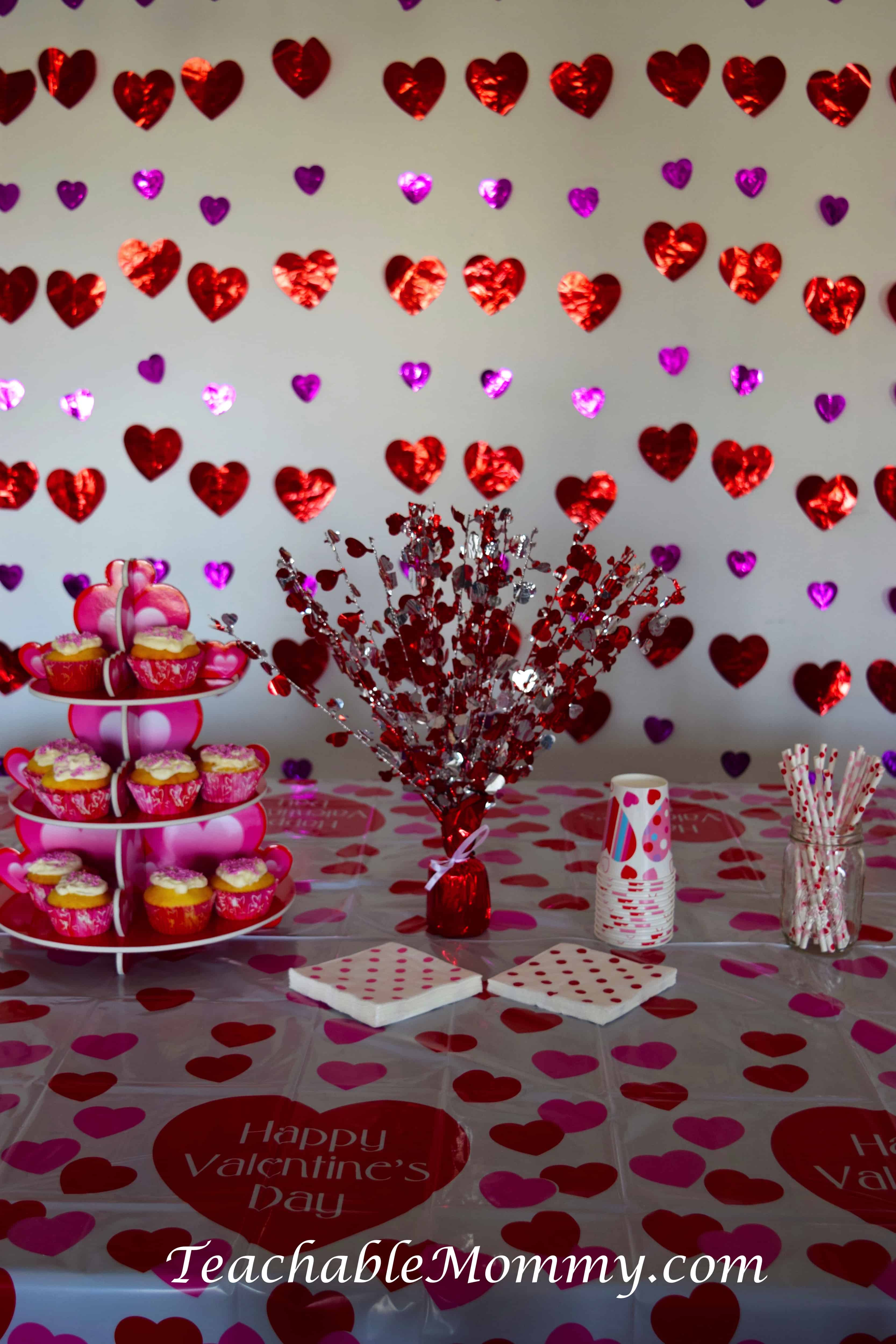 Valentine's Day Party! - Teachable Mommy