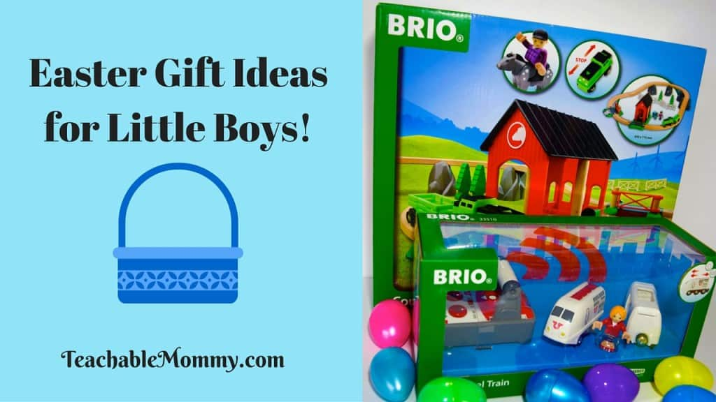 Brio Train Set, Easter Ideas for Boys, gifts for boys, Brio Trains, remote control trains