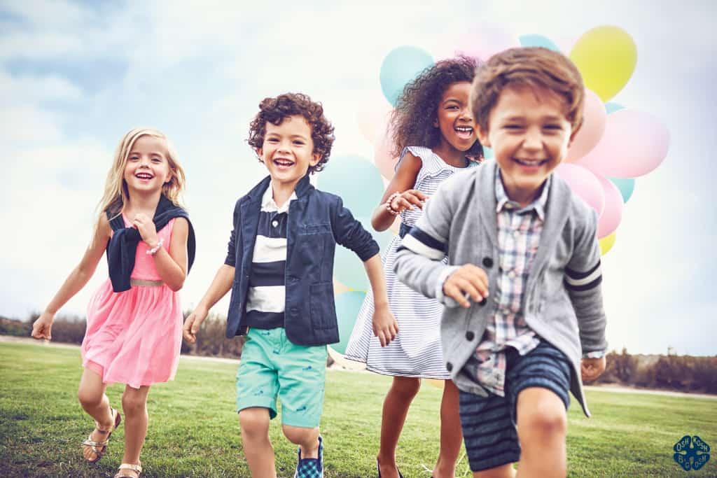 Spring Fashion for kids, #BreakForSpring #OshKoshKids
