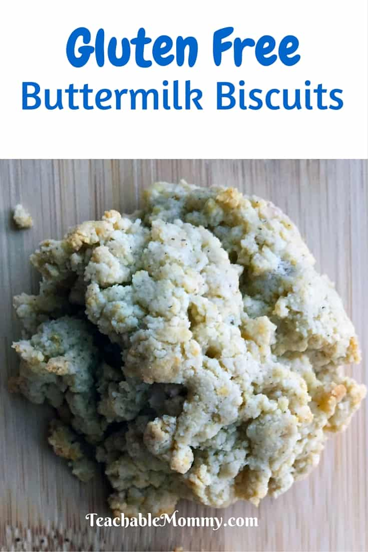 Gluten Free Buttermilk Biscuits, Gluten Free recipe, Gluten Free ...