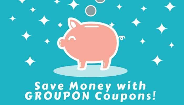 Saving Money With Groupon Coupons!