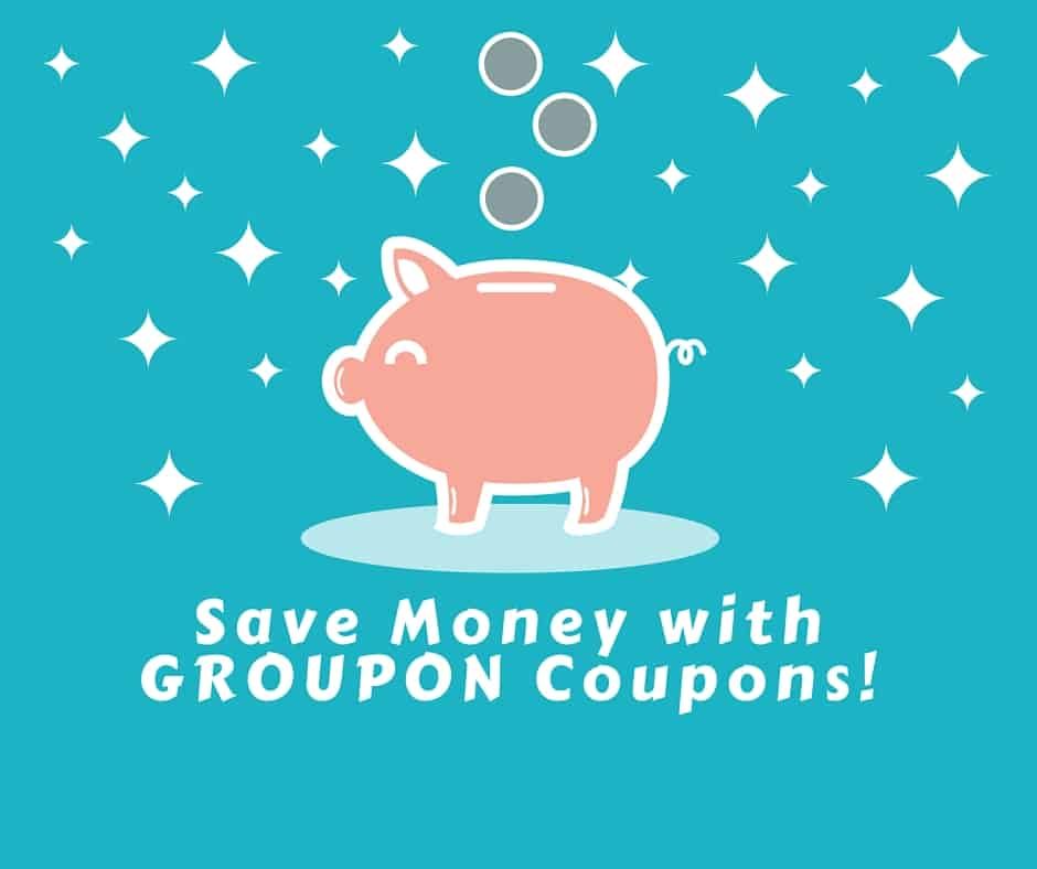 Saving Money with Groupon Coupons, Saving money, #GrouponCoupons, #ad, #spon,