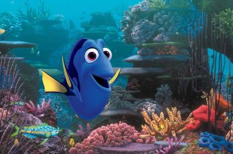 Believe in Yourself with Finding Dory