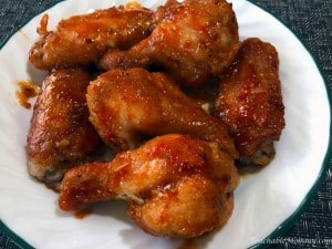 Best Honey BBQ Chicken Wings, Gluten Free Wings, Honey BBQ Wings, Oven Baked Wings, Gluten Free Chicken, Gluten free recipes