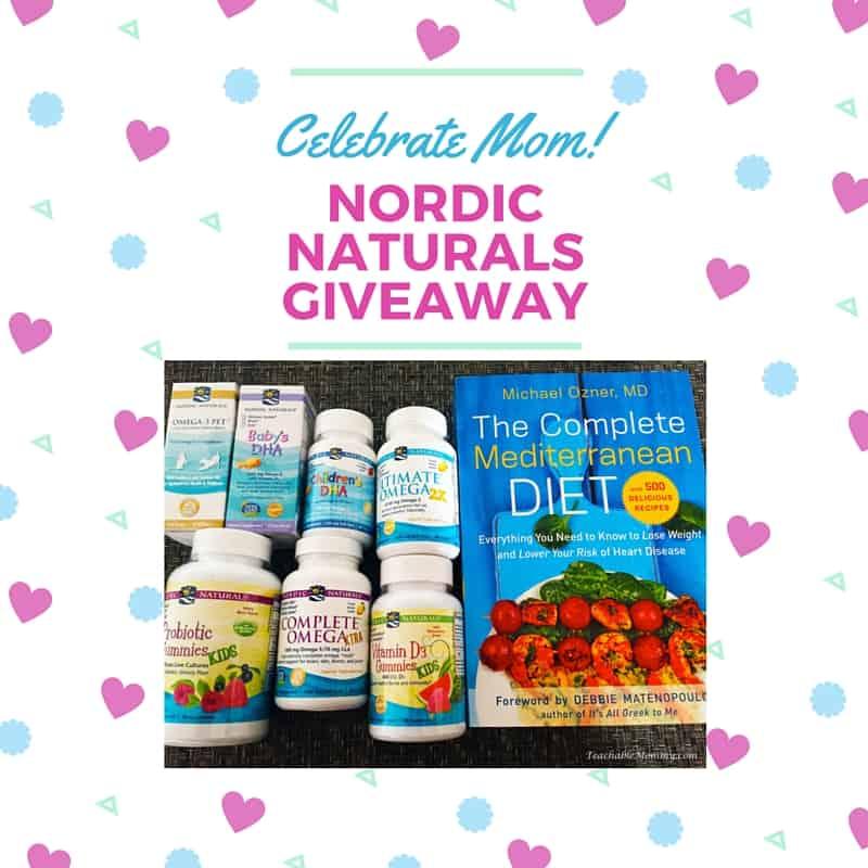 Nordic Naturals Giveaway