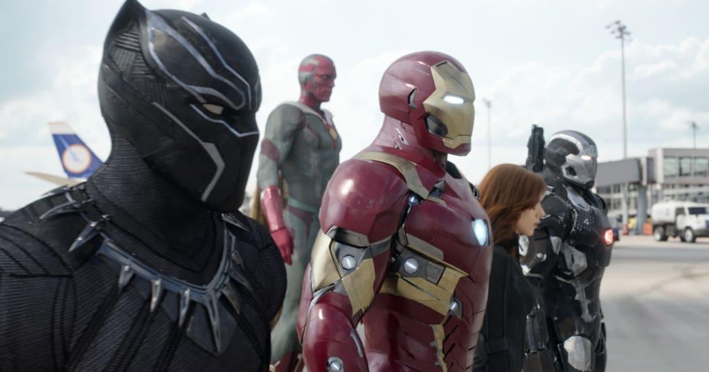 Captain America Civil War, Captain America, Marvel