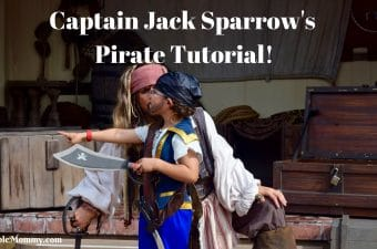 Captain Jack Sparrow's Pirate Tutorial