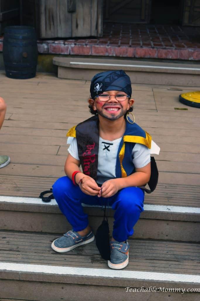 Captain Jack Sparrow's Pirate Tutorial