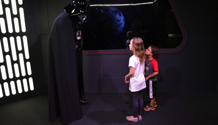 Star Wars Fun at Walt Disney World!