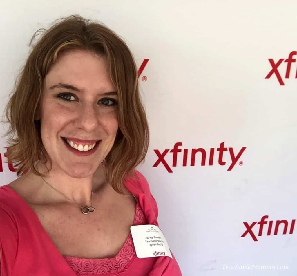 Home entertainment, Home security systems, Comcast XFINITY X1, #ComcastConnects, #XFINITYMoms, sponsored,