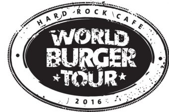 Hard Rock World Burger Tour