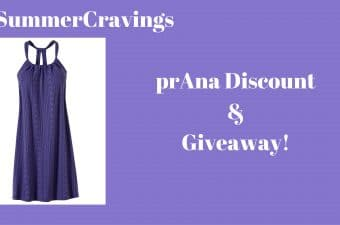 Cravings for Summer, prAna giveaway