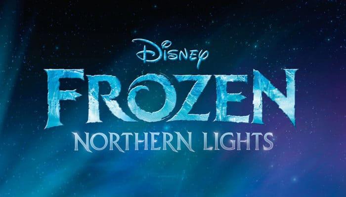 Frozen Northern Lights!
