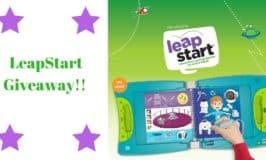 School Ready With LeapFrog LeapStart!