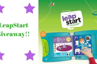 School Ready With LeapFrog LeapStart!