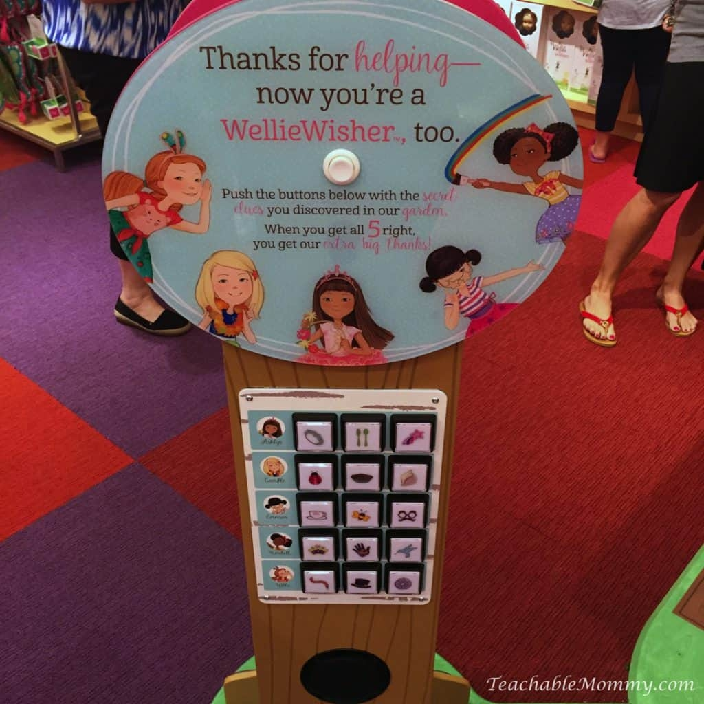 Meet Willa and the WellieWishers