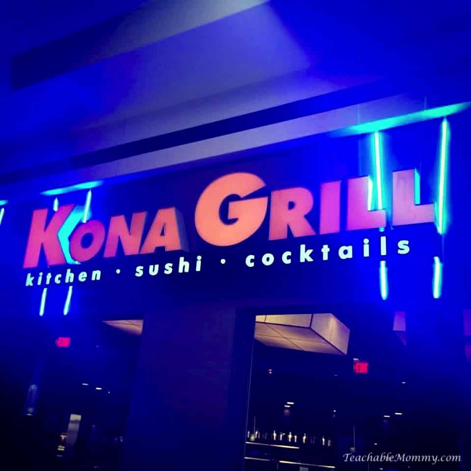 Kona Grill Restaurant Review