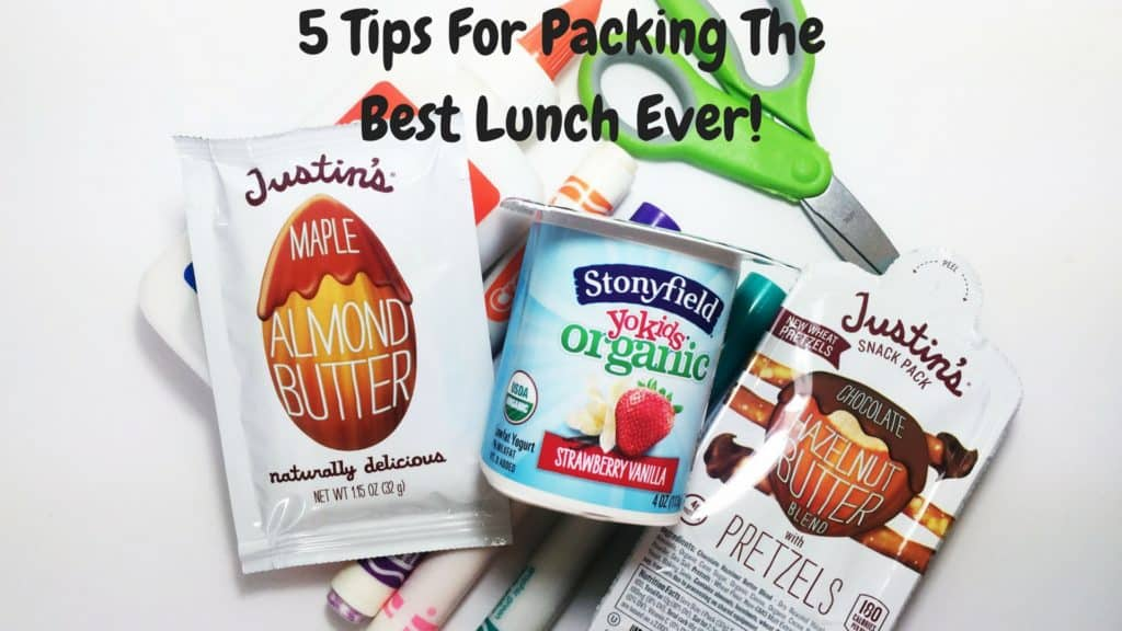 5 Tips For Packing The Best Lunch Ever