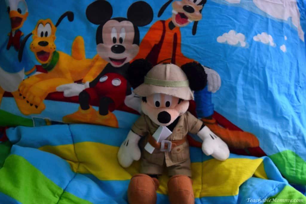 Disney World Vacation Scavenger Hunt