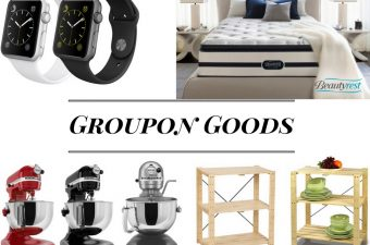 Save Money With Groupon Goods!
