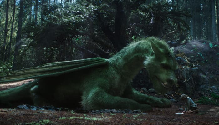The Magic is Real in Pete's Dragon