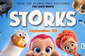 Storks Movie Review