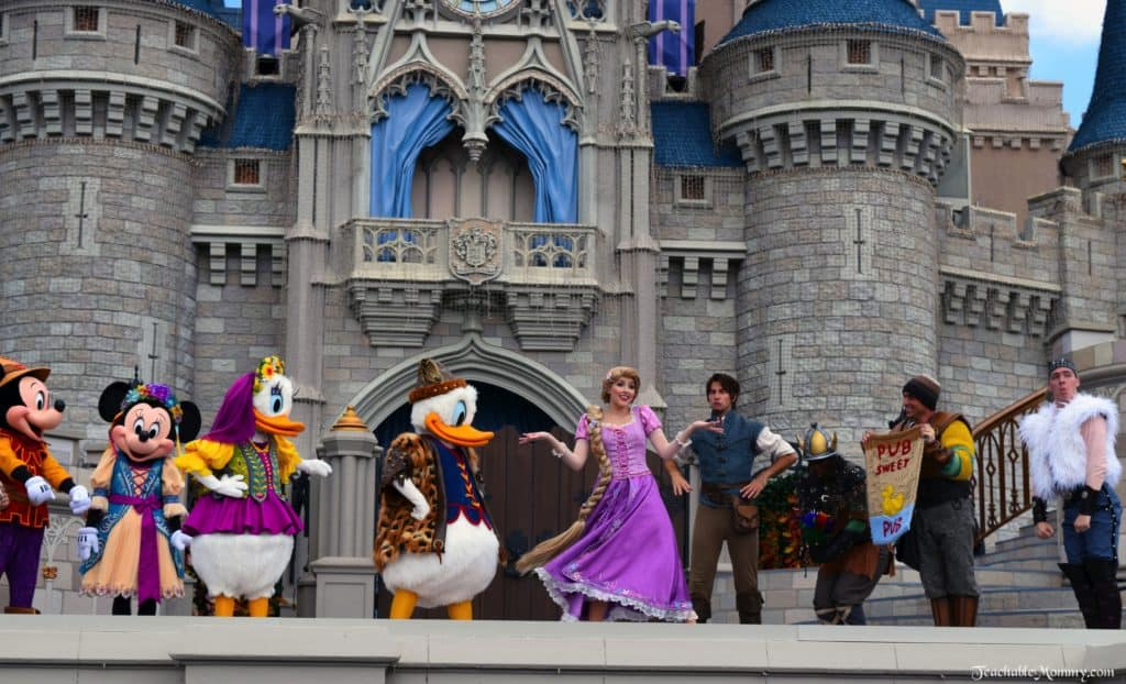 Mickey's Royal Friendship Faire