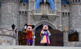 Mickey's Royal Friendship Faire!