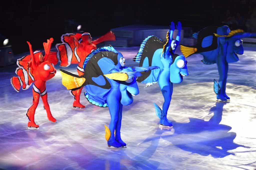 Disney On Ice Follow Your Heart Recap