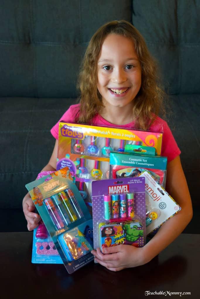 Fun Kid Makeup Sets Giveaway