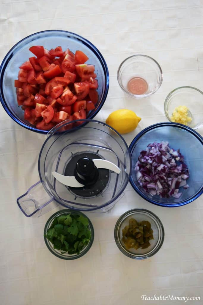 Best Homemade Salsa