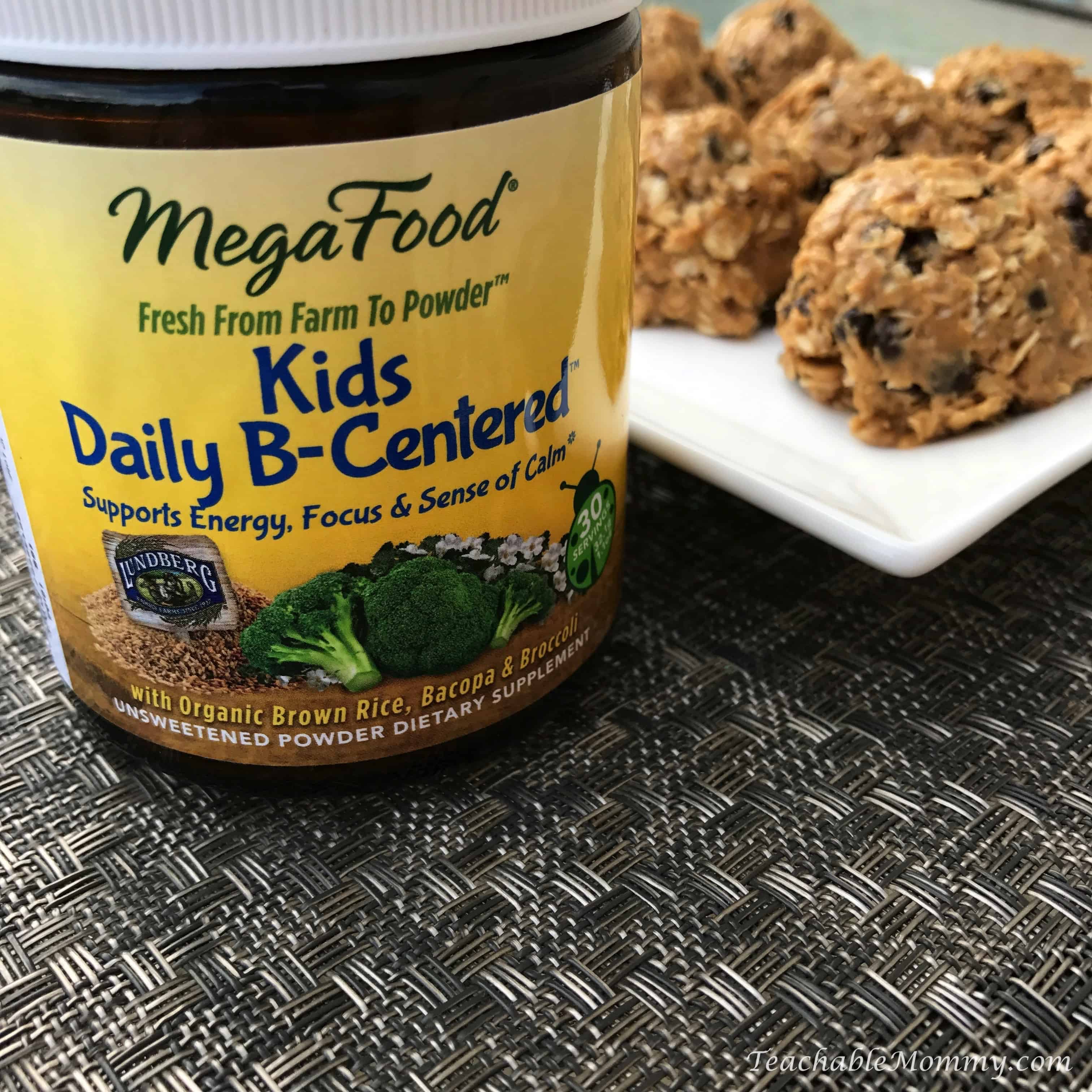 Megafood Kids Nutrient Booster Powders Teachable Mommy
