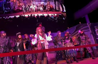 Disney Dream Pirate Night