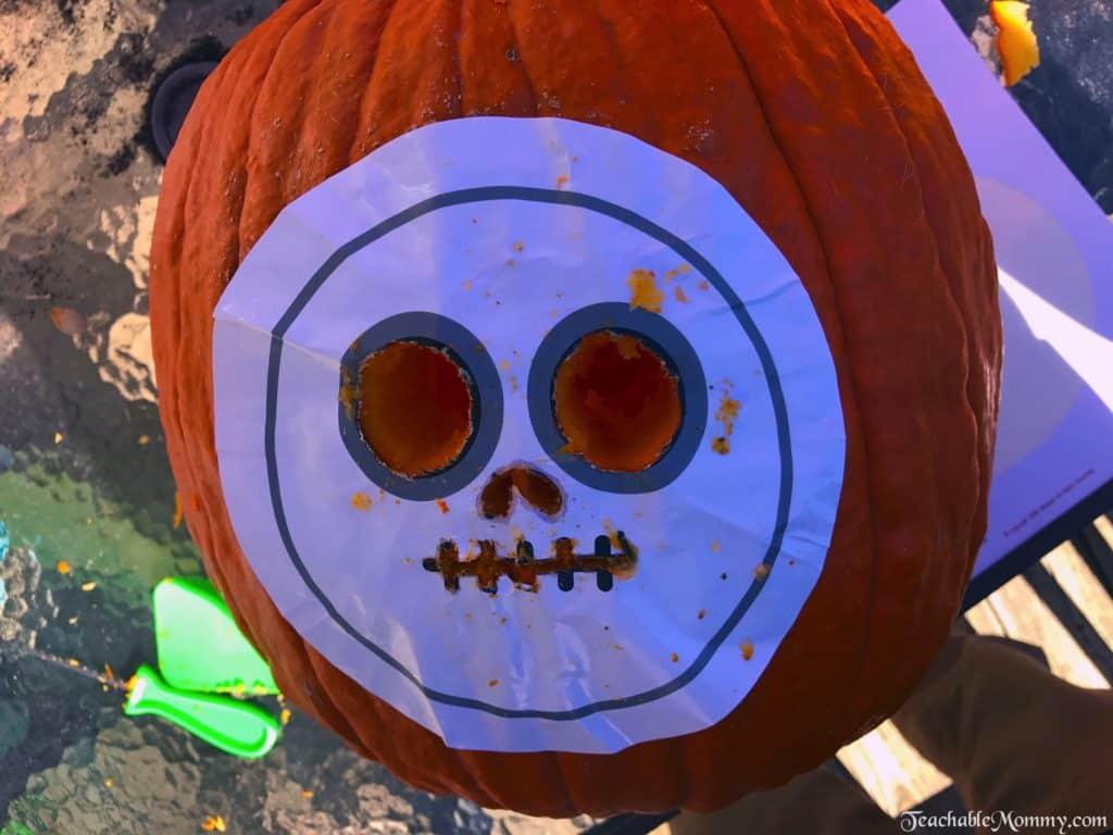 Babybel Cheesy Halloween Fun