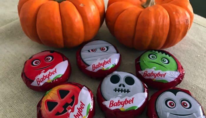 Mini Babybel Cheesy Halloween Fun!