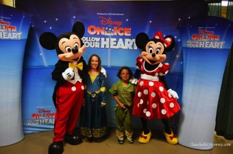 The Magic Of Disney On Ice Presents Follow Your Heart