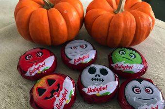 Mini Babybel Cheesy Halloween Fun