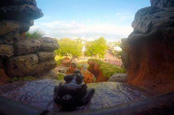 Walt Disney World Splash Mountain POV