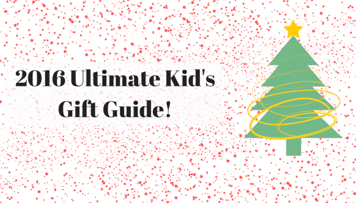 Teachable Mommy 2016 Gift Guide!