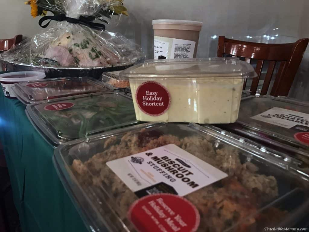 Holiday Meals Made Easy at Whole Foods