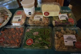 Holiday Meals Made Easy by Whole Foods