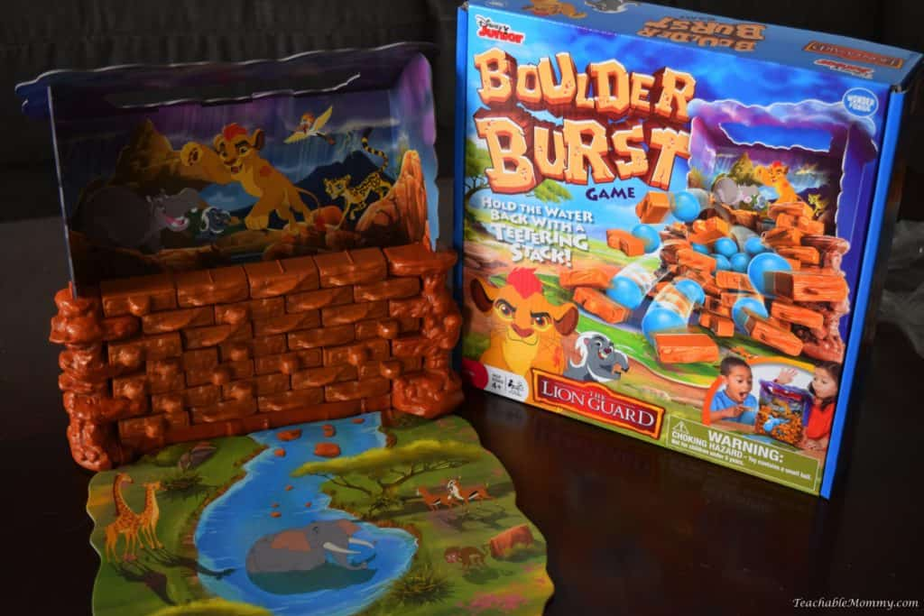 Fun Family Games From Wonder Forge
