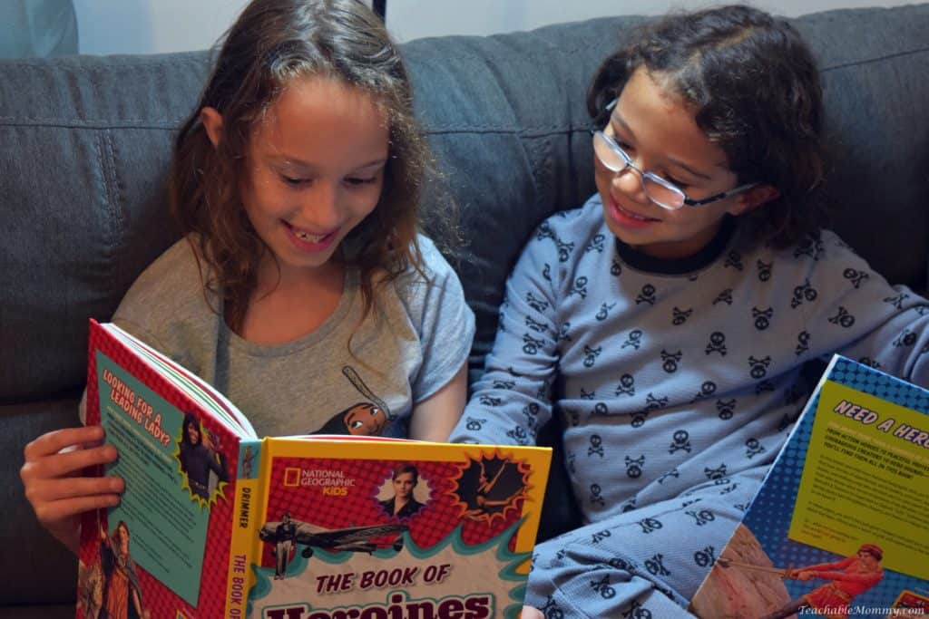 National Geographic Kids Giveaway