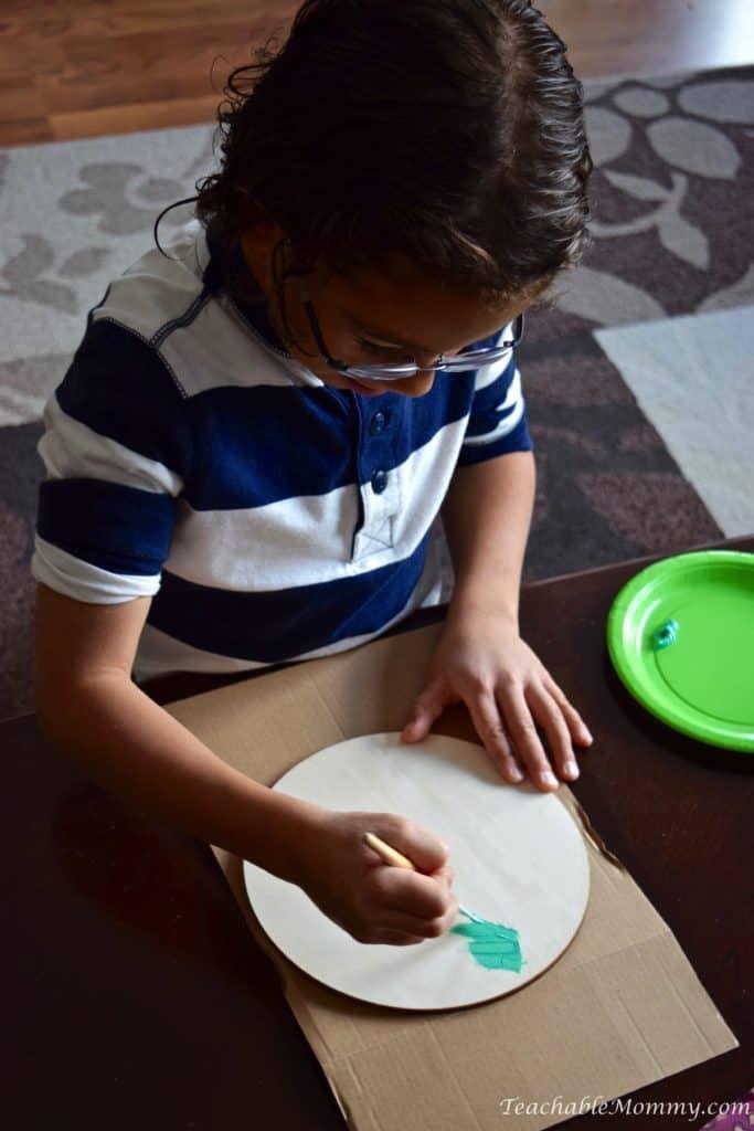 Disney Crafts by Seedling