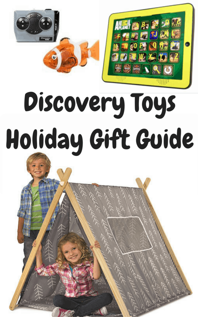 Discovery Toys Holiday Gift Guide