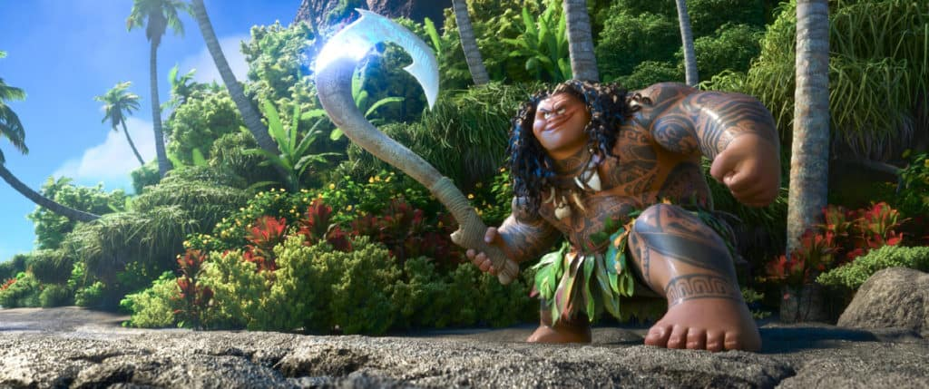 Follow Your Heart With Moana