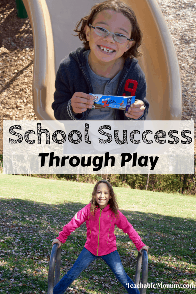 School Success Through Play