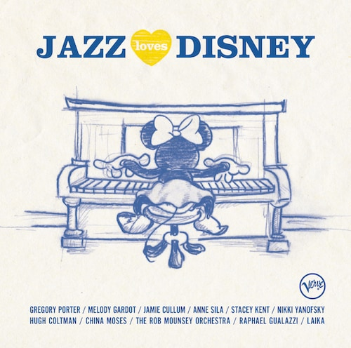 Magical Music of Jazz Loves Disney