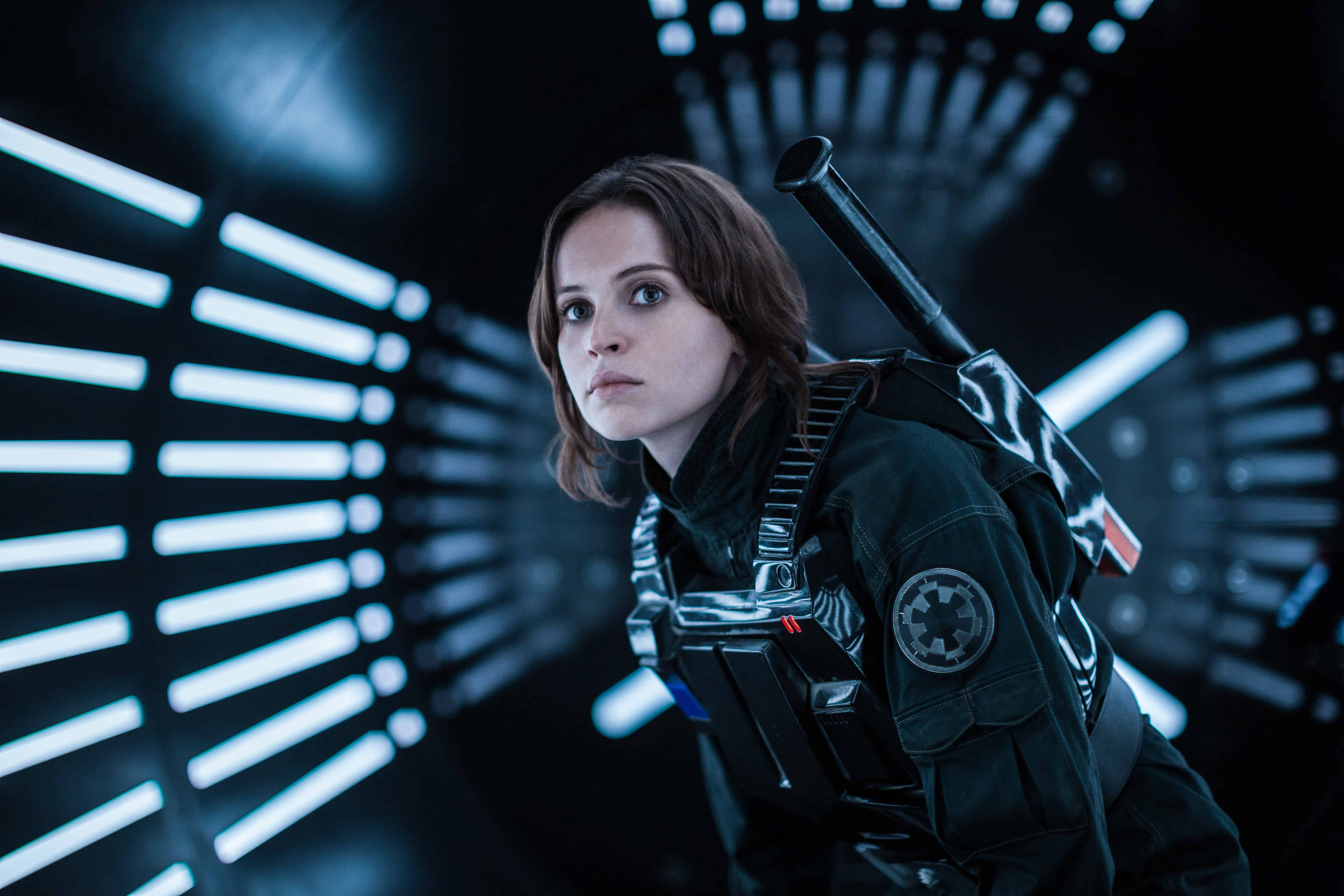 Join the Rebellion with Rogue One