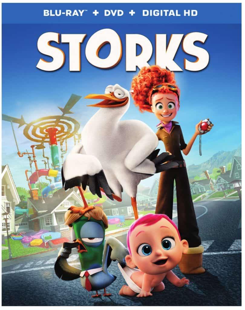 Storks Free Printable Activities